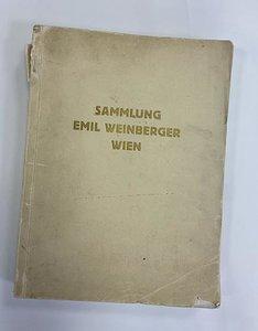 Sammlung Emile Weinberger Wien