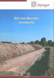 Hof van Holland, Watergang